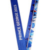 Ribbon manufacturer for personalized medals - Custom ribbons for medals Pronens.com