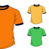 Fabricante camiseta escolar personalizada ref014202 - Uniformes camisetas escolares Pronens