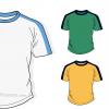 Fabricante camiseta escolar personalizada ref014203 - Uniformes camisetas escolares Pronens