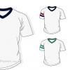 Camiseta escolar personalizada para uniformes escolares Ref.014207 - Camisetas escolares Pronens