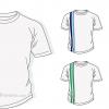 Camiseta colegial para uniformes escolares Ref.014209 - Camisetas colegio Pronens