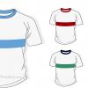 Camiseta colegio personalizada para uniformes escolares Ref.014216 - Camisetas colegio Pronens