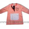 batas babys escolares botones  - uniformes escolares 3