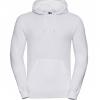 Sudadera capucha blanca personalizada - Uniformes educadoras infantiles Pronens