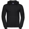 Sudadera capucha negro personalizada - Uniformes educadoras infantiles Pronens