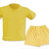 Conjunto verano amarillo escuela infantil - Uniformes escuela infantil Pronens
