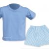 Conjunto verano azul escuela infantil - Uniformes escuela infantil Pronens