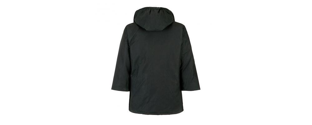 Parka escolar gris - uniformes escolares Pronens