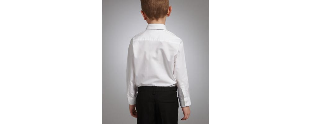 camisa colegial personalizada - Uniformes escolares Pronens