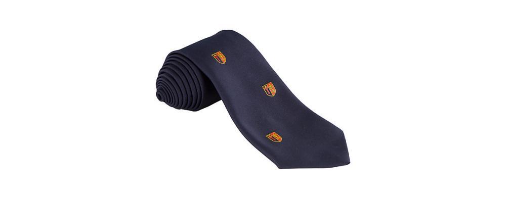 Corbata escolar escudo - Uniformes escolares Pronens
