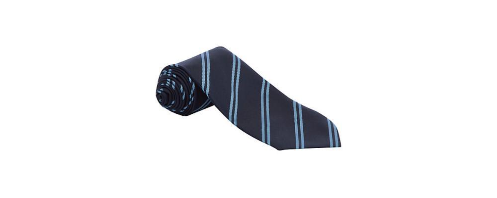 Fabricante de corbata escolar raya marino - Uniformes escolares Pronens