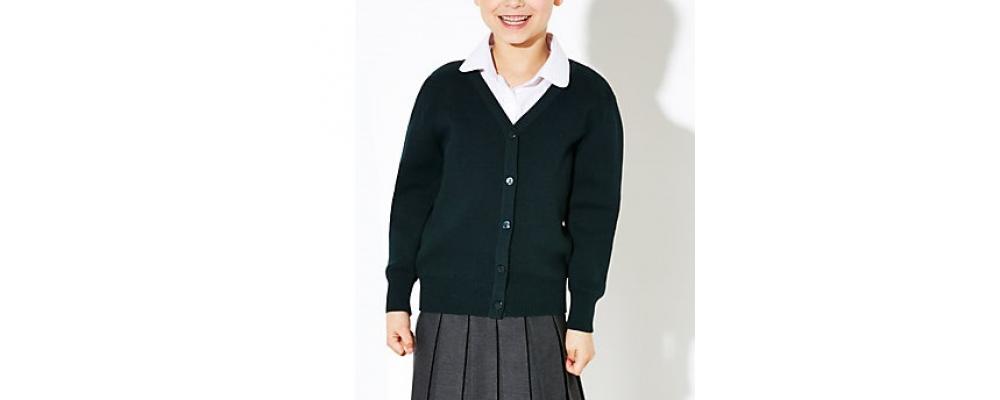jersey colegial abierto - Uniformes escolares Pronens