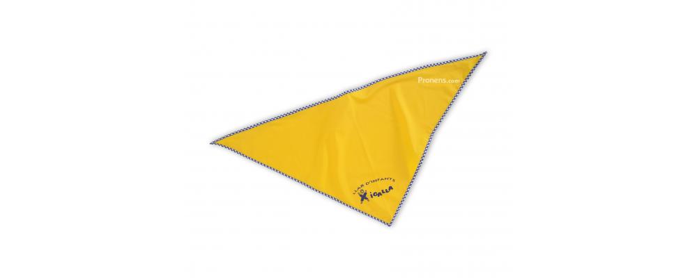Pañuelo excursión personalizado para colegios y escuelas infantiles