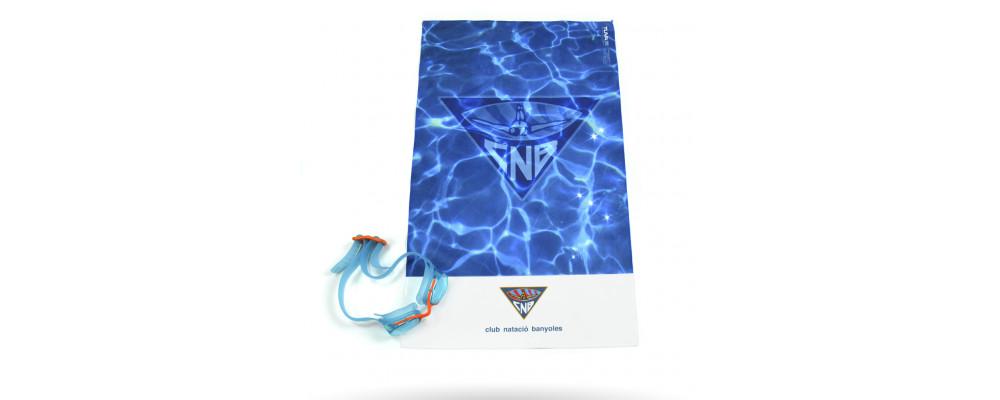 Fabricante de toallas de microfibra personalizadas para colegios, clubs, asociaciones, gimnasios, hoteles, golf - Toallas Microfibra Pronens