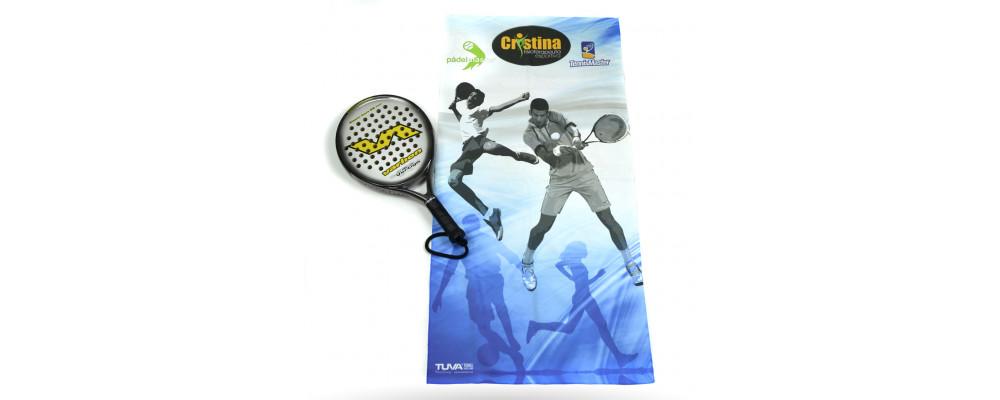 Fabricante de toallas de microfibra deportivas personalizadas para clubes deportivos y asociaciones - Toallas Microfibra Pronens