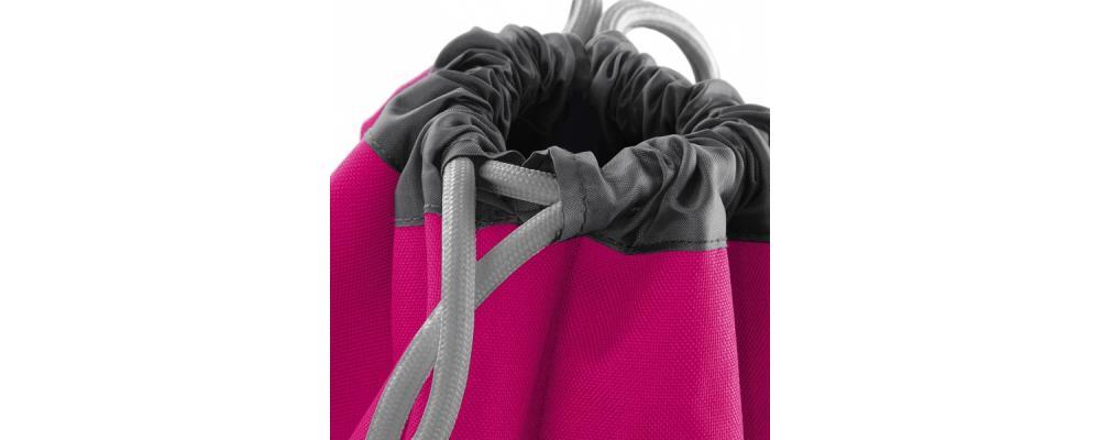 cuerda Bolsa mochila cremallera - Bolsas deporte personalizadas Pronens