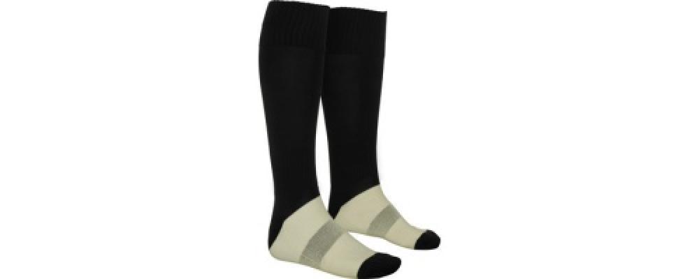 noir Fabricant textile de Chaussettes de sport personnalisées pour écoles et clubs sportifs en France - PRONENS