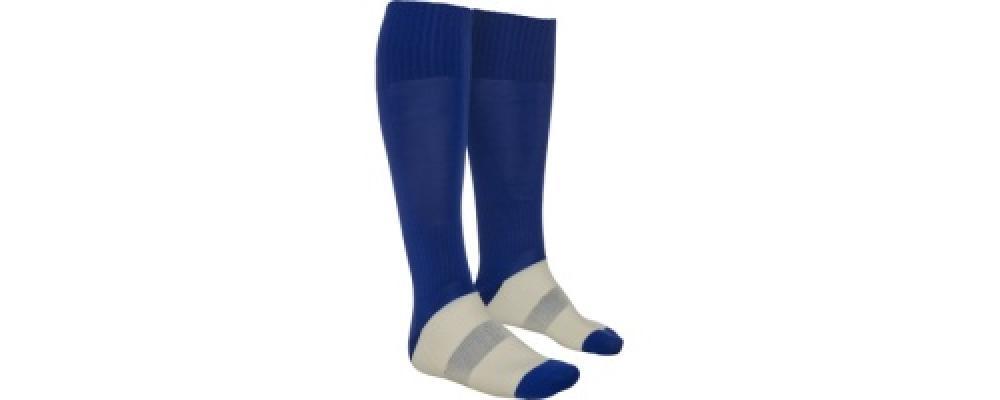 bleu Fabricant textile de Chaussettes de sport personnalisées pour écoles et clubs sportifs en France - PRONENS