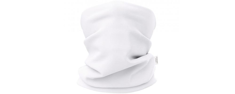 Tapacuellos sanitario antibacteriana e hidrófuga personalizada - Fabricante de uniformes sanitarios Pronens
