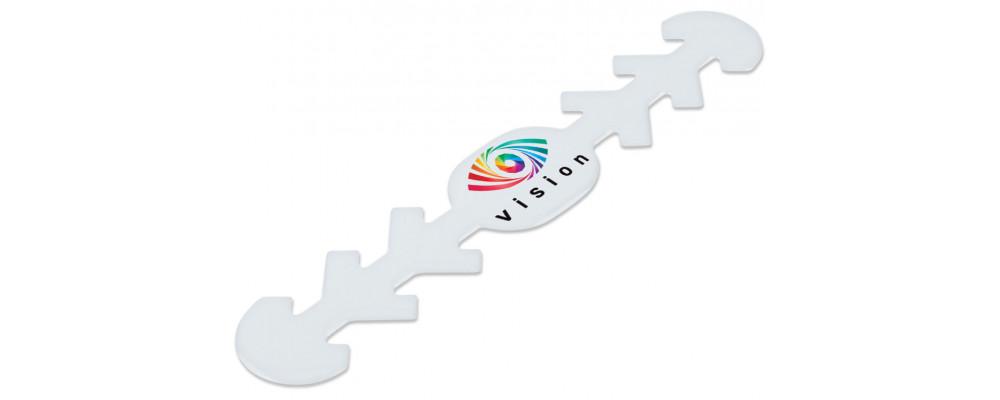 Fabricante de sujeta mascarillas salvaorejas personalizados Vision Lab - Uniformes sanitarios PRONENS