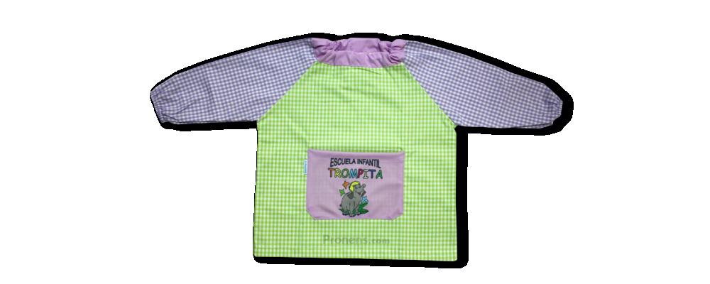 Fabricante de batas babis escolares cuello goma - Babis escuela infantil Pronens