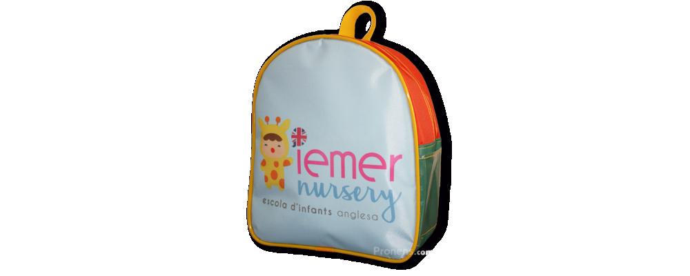 Fabricante de mochilas para escuelas infantiles - mochilas escolares Pronens