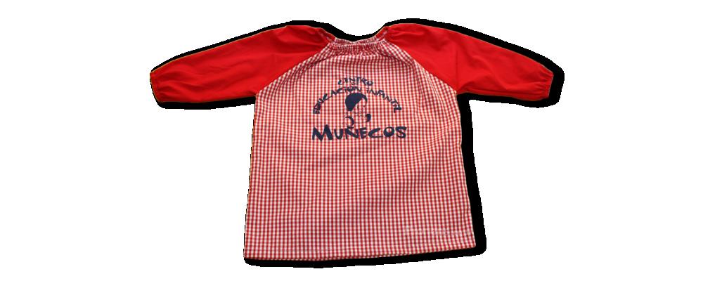 batas babys guarderias saco  - uniformes guarderías 1