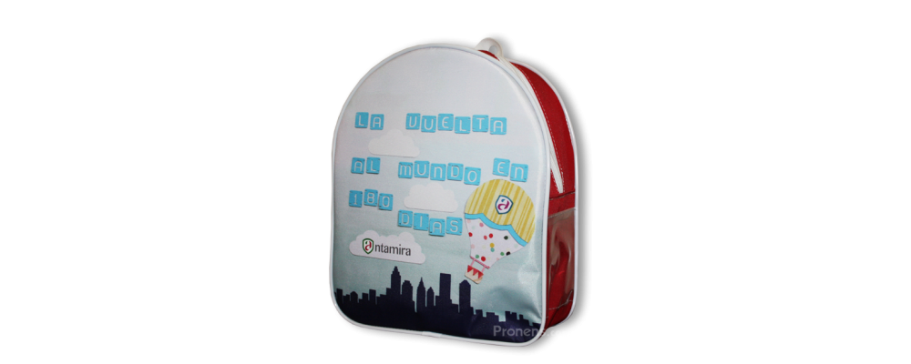 Fabricante de mochilas para colegios personalizadas - Mochilas escolares Pronens