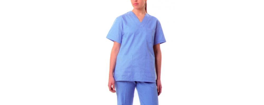 Bluson para enfermería unisex