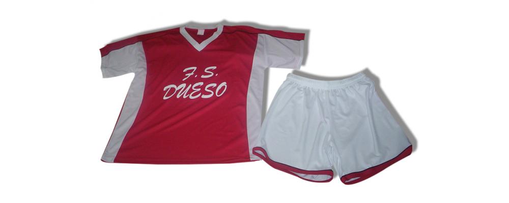 Equipaciones deportivas fútbol - equipaciones deportivas escolares 5