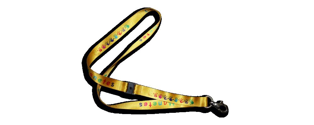 Fabricante de Lanyards personalizados con seguridad infantiles - Lanyards personalizados Pronens
