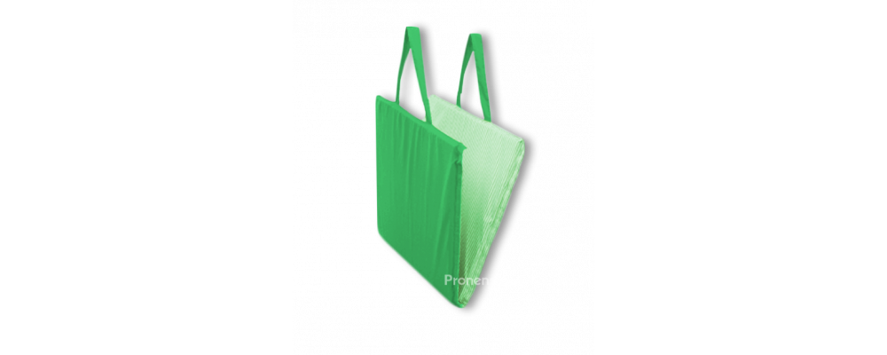 Marfega colchoneta plegable escolar verde - Marfega escolar Pronens