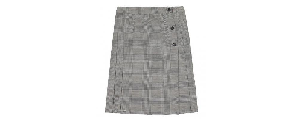 Fabricante de falda escolar gris - Uniformes escolares Pronens