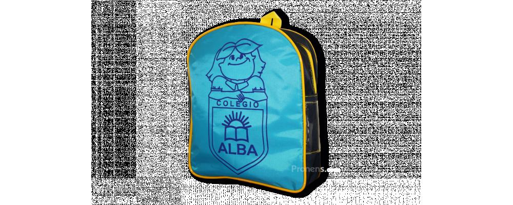 Mochilas para colegios personalizadas Madrid - Mochilas colegio Pronens
