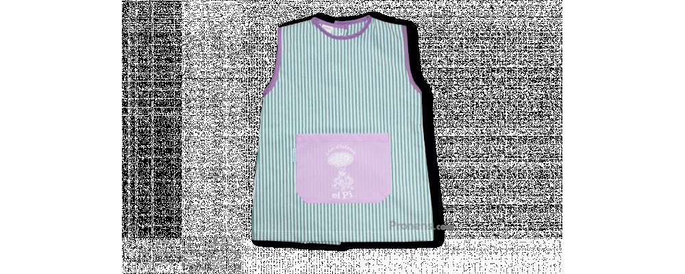Bata baby verano guardería - uniformes guardería barcelona