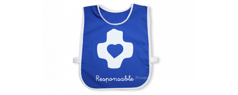 Fabricante de peto escolar infantil personalizado - Petos infantiles Pronens
