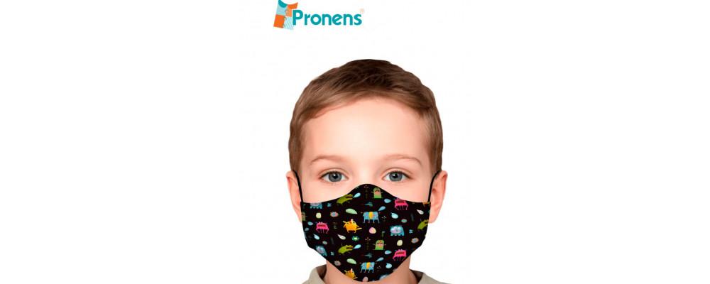 Fabricante de mascarillas infantiles homologadas reutilizables y lavables