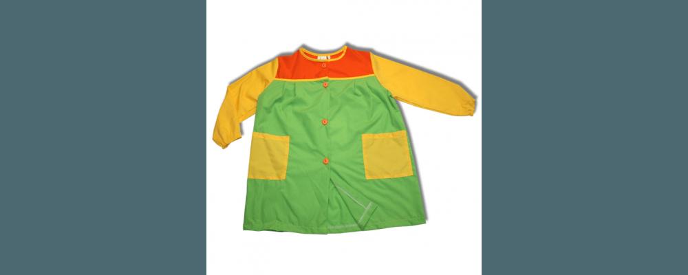 batas babys escolares popelin - uniformes escolares Pronens 2