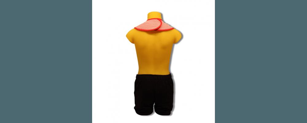 Babero porta chupete - uniformes guardería