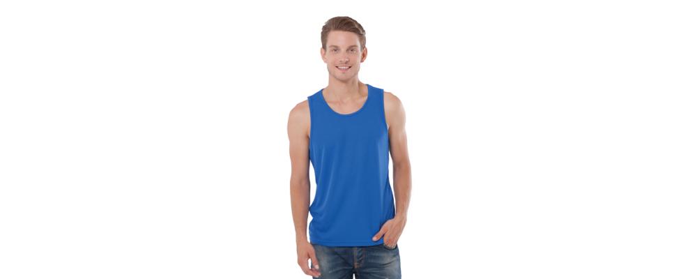 camiseta tirantes Unisex - uniformes escolares Pronens