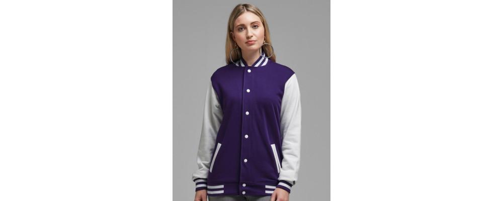 Fabricante de chaquetas universitarias personalizadas - Chaquetas universitarias Pronens