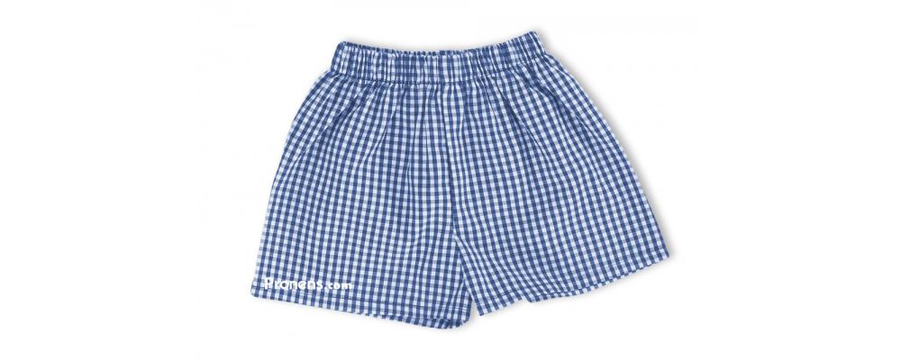 Pantalón cuadros - Uniformes guardería Pronens