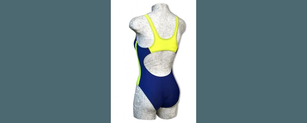 Fabricant textile de Maillot piscine fille personnalisés pour écoles et clubs sportifs en France - PRONENS