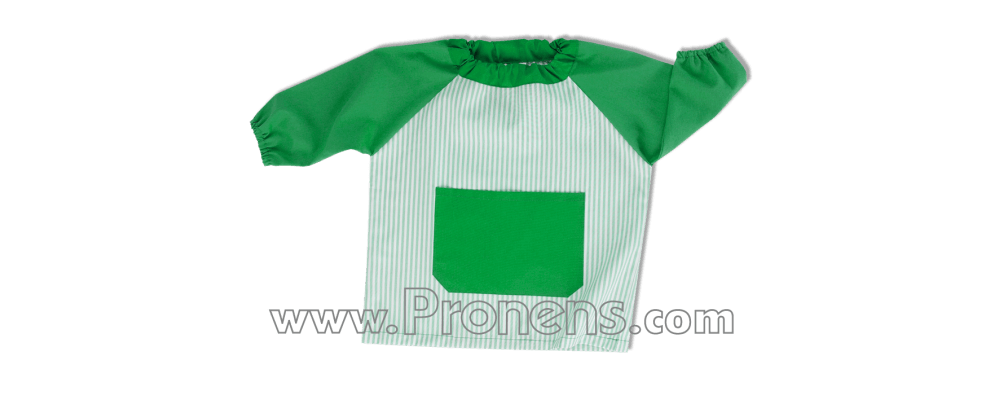batas babis guarderia popelin - uniformes guarderías 1