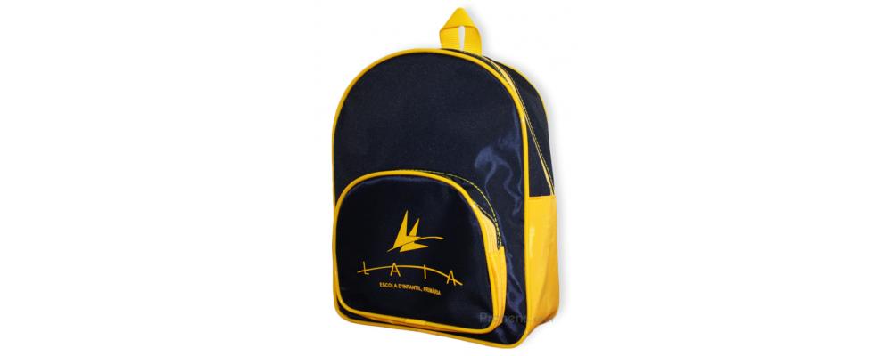 Fabricante de mochilas escolares con dos bolsillos - Mochilas escolares Pronens