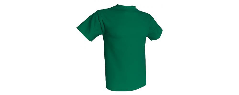 Camiseta publicidad verde - Camisetas publicidad Pronens