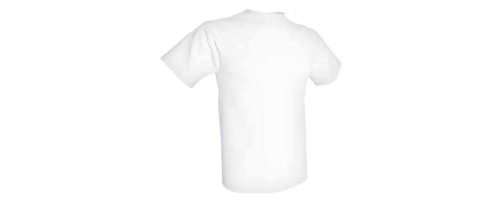 Camiseta publicidad blanca - Camisetas publicidad Pronens