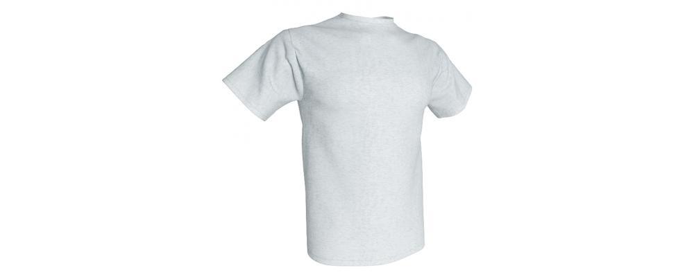 Camiseta publicidad gris - Camisetas publicidad Pronens