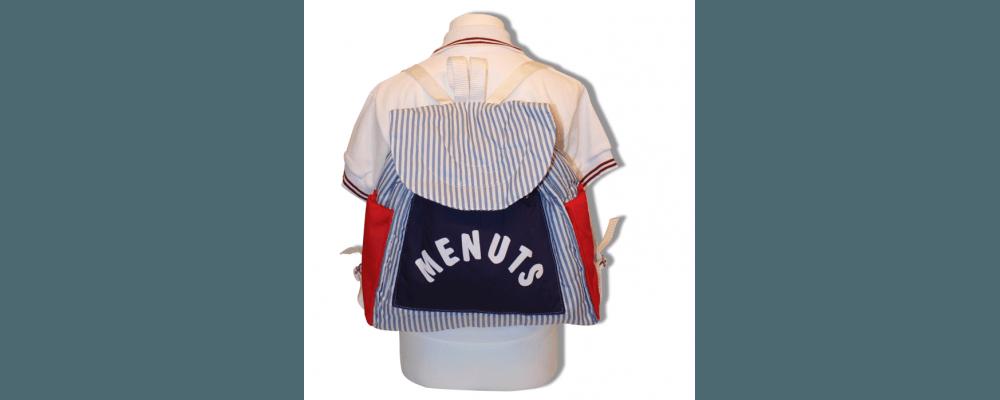 Mochilas guarderías tela acolchada y mochilas escolares Pronens 3