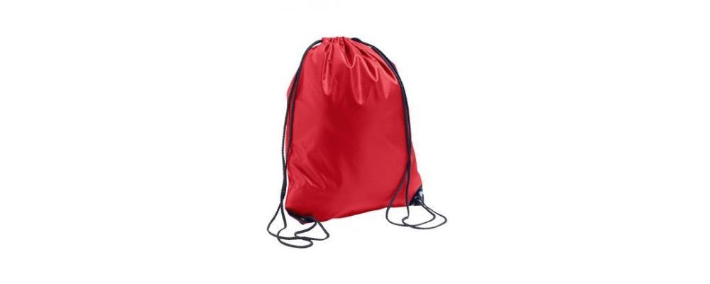 mochila poliester Roja - mochilas escolares Pronens